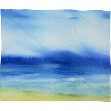 Jacqueline Maldonado Sea Church Polyester Fleece Throw Blanket