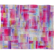 Jacqueline Maldonado Space Between Polyester Fleece Throw Blanket