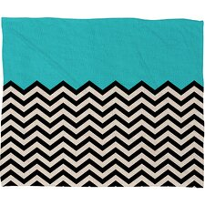 <strong>DENY Designs</strong> Bianca Green Polyester Fleece Throw Blanket