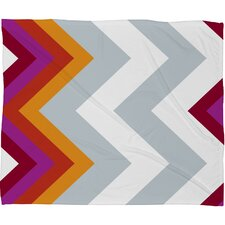 Karen Harris Polyester Fleece Throw Blanket