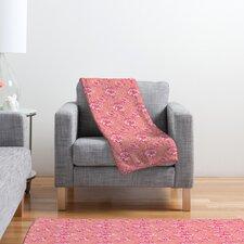 Caroline Okun Polyester Fleece Throw Blanket