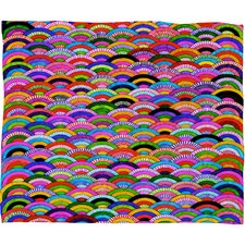 Fimbis A Good Day Polyester Fleece Throw Blanket