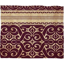 Arcturus Beru Polyester Fleece Throw Blanket