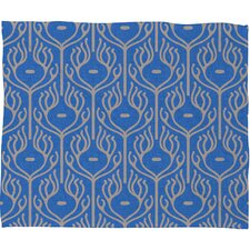 Holli Zollinger Umbraline Polyester Fleece Throw Blanket