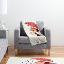 Jose Luis Guerrero Polyester Fleece Throw Blanket