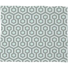Caroline Okun Polyester Fleece Throw Blanket