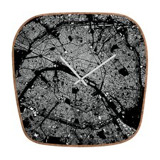CityFabric Inc Paris Clock