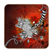 <strong>DENY Designs</strong> Iveta Abolina Wild Lilly Wall Art