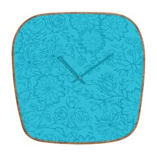 Khristian A Howell Desert Daydreams Wall Clock
