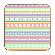 Romi Vega Pastel Pattern Wall Art