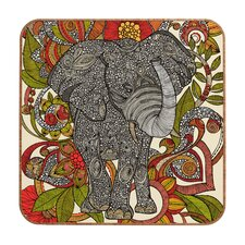 <strong>DENY Designs</strong> Valentina Ramos Bo The Elephant Wall Art