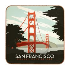 Anderson Design Group San Francisco Wall Art