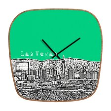 Bird Ave Las Vegas Wall Clock