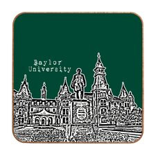 University by Bird Ave. Framed Graphic Art Plaque