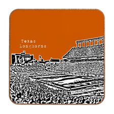 Bird Ave Texas Longhorns Wall Art