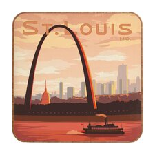 Anderson Design Group Saint Louis Wall Art