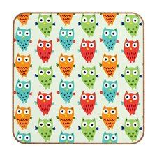 Andi Bird Owl Fun Wall Art