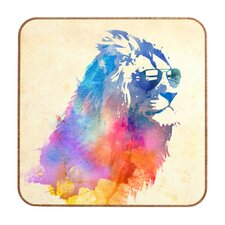 Sunny Leo by Robert Farkas Framed Graphic Art Plaque