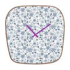 Jennifer Denty Genevieve Florals Big Clock