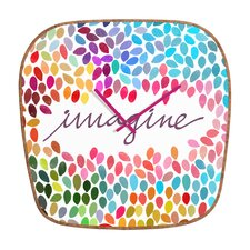 Garima Dhawan Imagine Wall Clock