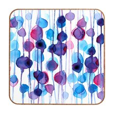 CMYKaren Abstract Watercolor Wall Art