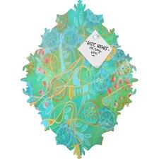 Stephanie Corfee Secret Garden Baroque Bulletin Board