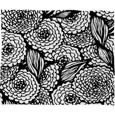 <strong>DENY Designs</strong> Julia Da Rocha Bouquet of Flowers Love Polyesterrr Fleece Throw Blanket