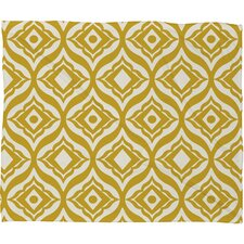 Heather Dutton Trevino Polyesterrr Fleece Throw Blanket