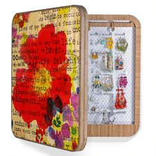 Irena Orlov Poppy Poetry 2 Jewelry Box