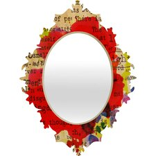 Irena Orlov Poppy Poetry 2 Baroque Mirror