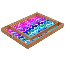 Holly Sharpe Summer Dreaming Rectangular Tray