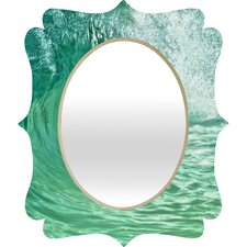 <strong>DENY Designs</strong> Lisa Argyropoulos within the Eye Quatrefoil Mirror