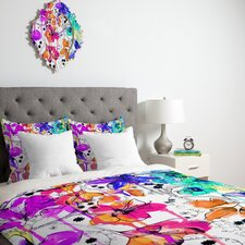 Holly Sharpe Lost in Botanica 1 Duvet Cover Collection