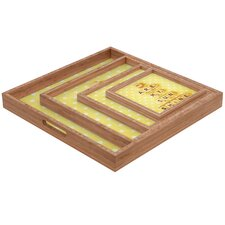 Happee Monkee You Are My Sunshine Square Tray