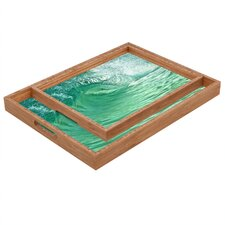 Lisa Argyropoulos within the Eye Rectangular Tray