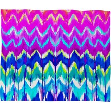 Holly Sharpe Summer Dreaming Polyester Fleece Throw Blanket