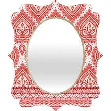 Aimee St Hill Decorative 1 Quatrefoil Mirror