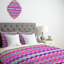 <strong>DENY Designs</strong> Amy Sia Chevron 2 Duvet Cover Collection