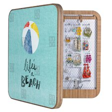 Nick Nelson Lifes A Beach Jewelry Box