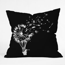 Budi Kwan Going Where The Wind Blows Throw Pillow