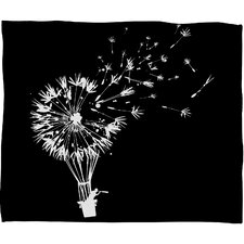 Budi Kwan Going Where The Wind Blows Polyesterrr Fleece Throw Blanket