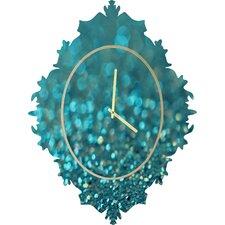Lisa Argyropoulos Aquios Wall Clock