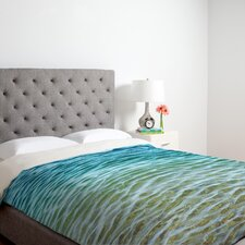 <strong>DENY Designs</strong> Shannon Clark Ombre Sea Duvet Cover Collection