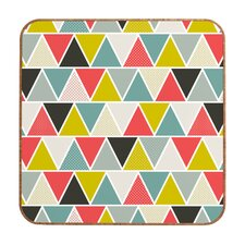 <strong>DENY Designs</strong> Heather Dutton Triangulum Wall Art