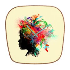 Budi Kwan Wildchild Wall Clock