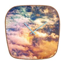 <strong>DENY Designs</strong> Shannon Clark Cosmic Wall Clock
