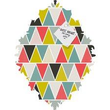 Heather Dutton Triangulum Baroque Memo Board