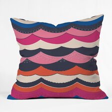 <strong>DENY Designs</strong> Vy La Unwavering Love Throw Pillow