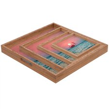 Belle 13 Fancy Pet Square Tray