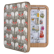 Holli Zollinger Elephant and Umbrella Blingbox